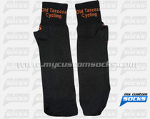Custom Old Tascosa Cycling Club Socks