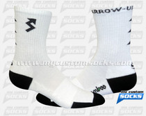Custom Arrow Up Socks