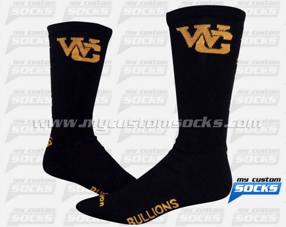 Custom Socks: Bullions Football Team