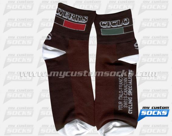 Custom Socks: Ciclo Werks