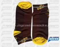Custom Edmonton Triathlon Club Socks