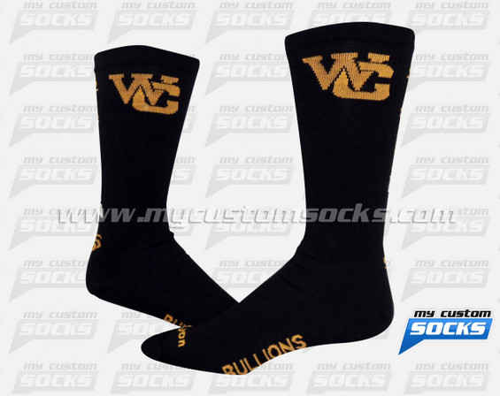 Custom Bullions WC States Men YungLyon International Socks
