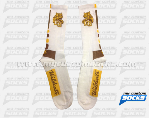 Custom El Camino Wildcats Socks