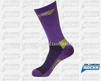 Custom Elite Socks: Avon Eagles Football Team