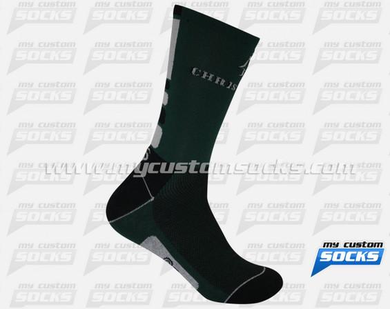Custom Elite Socks: Christ School Student Team
