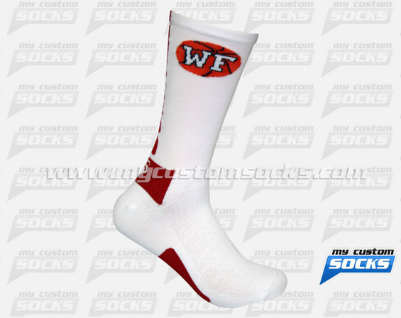 Custom Elite Socks: Westside Basketball Team