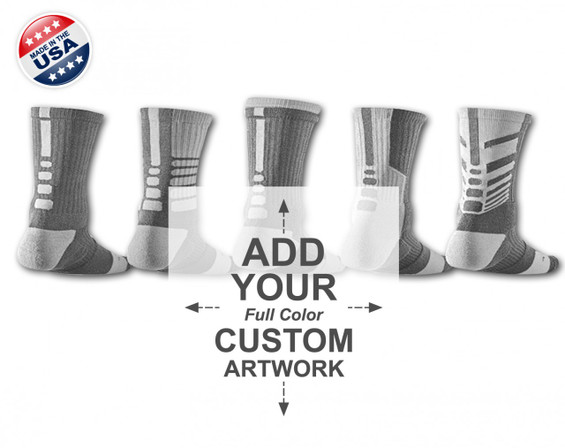 Custom Elite Socks – Customize Elite Socks | MyCustomSocks.com