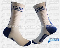 Custom Elite Socks: Central Mountain High School Team