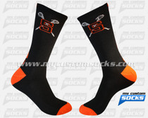 Custom Socks: Promo Lacrosse