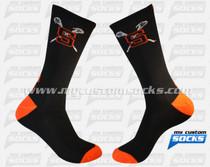 Custom Socks: Promo Lacrosse