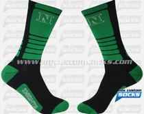 Custom Elite Socks: Nordonia Hills City Schools