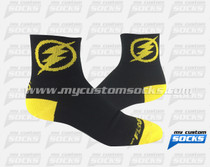 Custom Socks - The Flash Resample