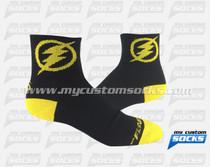 Custom Socks - The Flash Resample