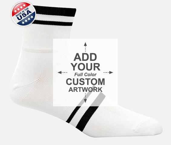 Custom Volleyball Socks | My Custom Socks