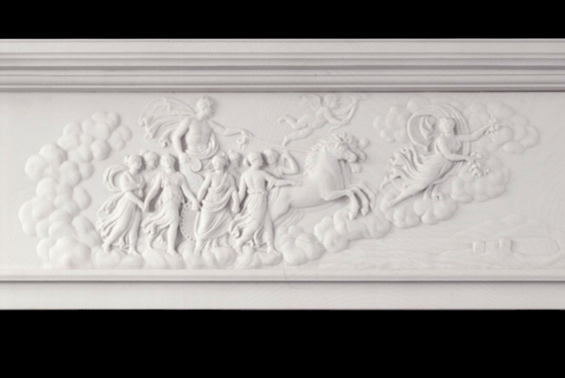 Reproduction Italian Marble Mantels