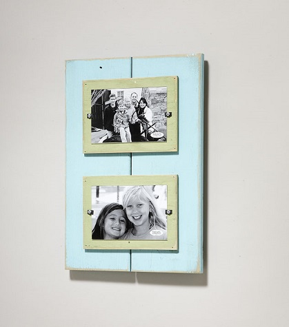 Photo Frames Stacked Vertically or Horizontally