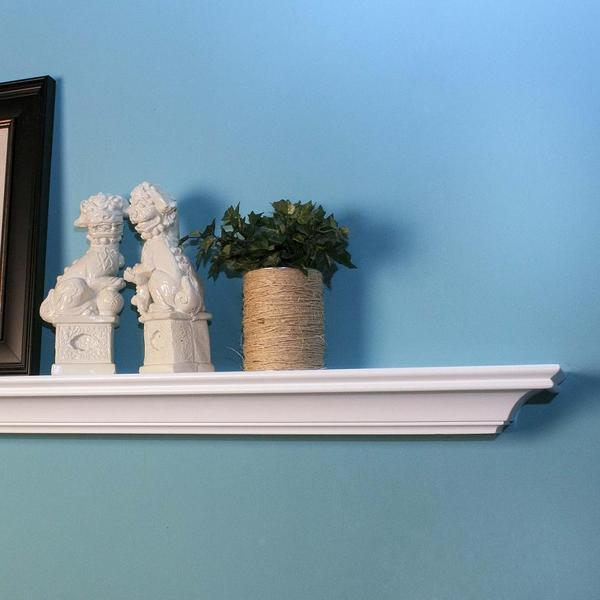 Spring Mantel Shelf