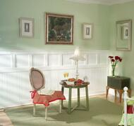 Classic Cottage wainscot system adds country charm to most any room