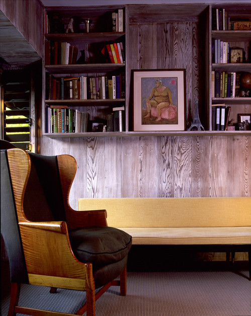 rustic paneling projects
