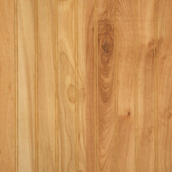 "2"" Pattern Beaded natural Birch wainscoting - no finishing needed!"