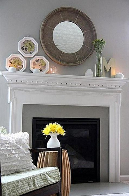 Wood Fireplace Mantels Nashville Americana Collection