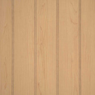 "Ultra Maple Beaded Paneling - 4"" on center - 3.6mm (approx. 3/16"") 4x8 sheets"