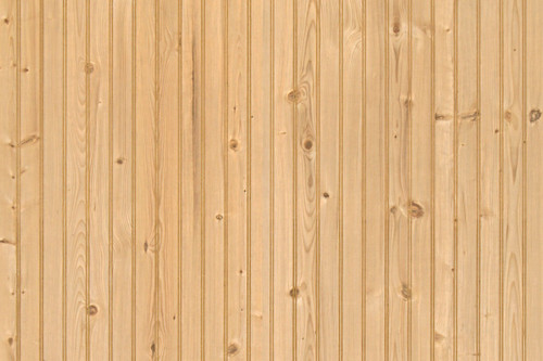 "Rustic Pine 2"" beaded paneling in 32 x 48 Wainscoting height"