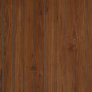 "Nomad Maple 2"" pattern Beadboard Paneling - laminate, requiring no finishing! Beautiful Maple graining"