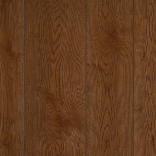 This rustic paneling features 9 random width planks between grooves for added character