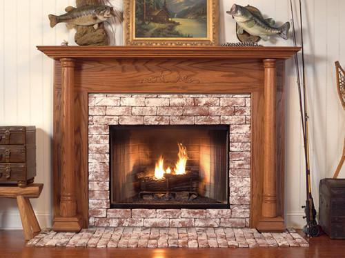 Fireplace Mantels Georgetown Prestige Columns