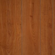 Full 4 x 8 sheet of Walton Cherry paneling - random plank separated by a groove. Rich cherry coloring