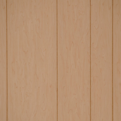 4 x 8 Sheets of light brown Brittany Birch Plywood Paneling