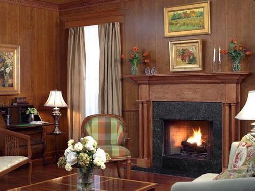 Fireplace Mantels Princeville Prestige Wood