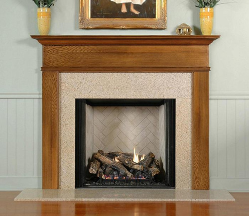 Wood Fireplace Mantels | Pro Collection | Kilpatrick