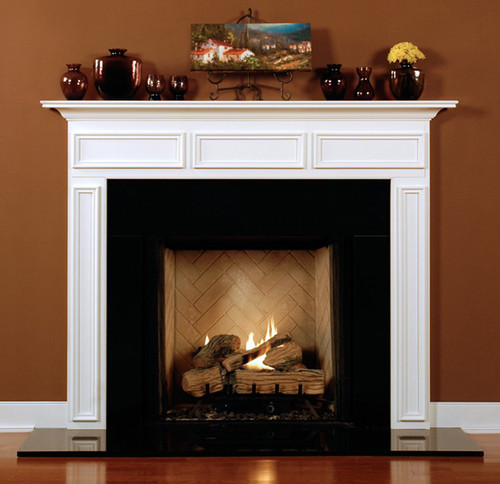 Wood Mantels For Fireplaces Custom Chalkville