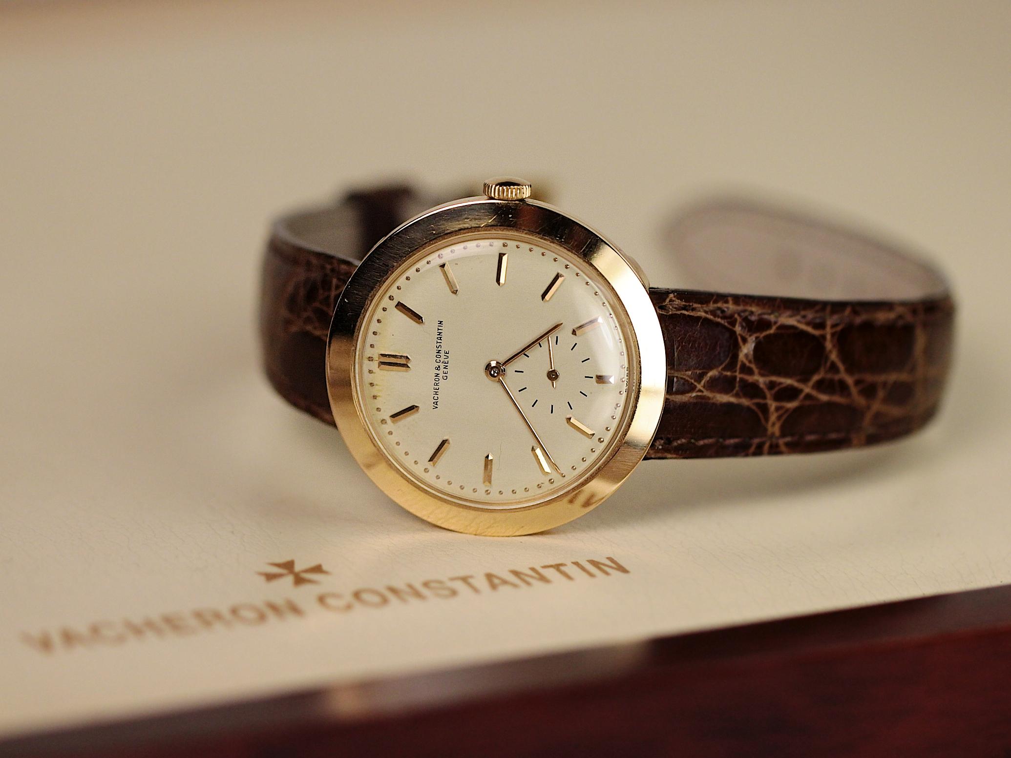 Vintage Watches For Sale >> Great Value Vintage Vacheron Constantin Watches For Sale Legend