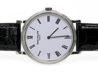 Patek Philippe Watch - Calatrava White Gold 5120G