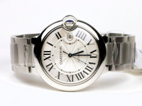 Cartier Watch - Ballon Bleu Stainless Steel Large