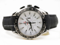 Omega Watch - Seamaster Aqua Terra Chronograph GMT