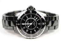 Chanel Watch - J12 Black Ceramic