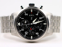 IWC Watch - Pilots Chronograph Automatic
