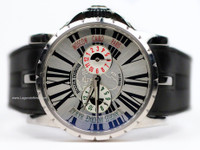 Roger Dubuis Watch - Excalibur Triple Time Zone