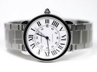 Cartier Watch - Ronde Solo XL Stainless Steel Bracelet