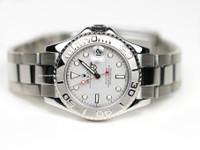 Rolex Watch  Yach-Master Mid-Size Steel & Platinum