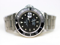 Rolex Watch- Submariner Steel