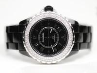 Chanel Watch - J12 Black Ceramic 38mm Automatic
