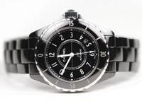 Chanel Watch - J12 Black Ceramic 38mm Auto