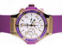 Hublot Watch - Big Bang Tutti Frutti Purple 341.PV.2010.LR.1905