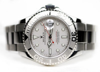 Rolex Watch  Yach-Master Steel & Platinum