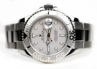 Rolex Watch  Yach-Master Steel & Platinum